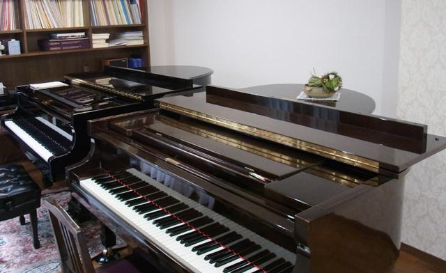 ピアノ音楽室