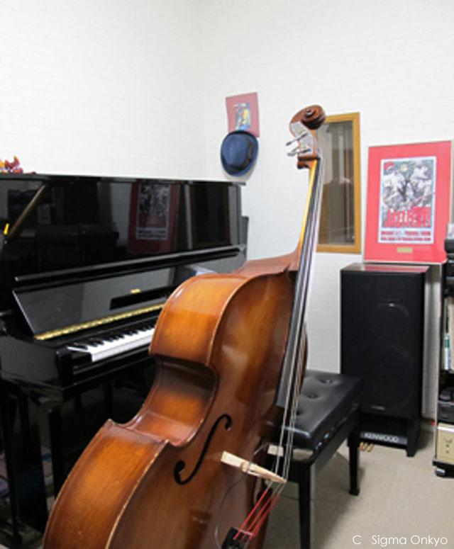 ジャズ防音室